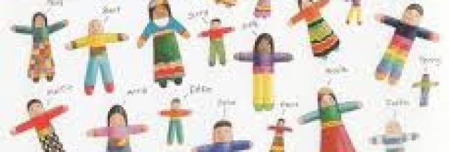 atelier adultes / enfants: fabrication de poupées tracas