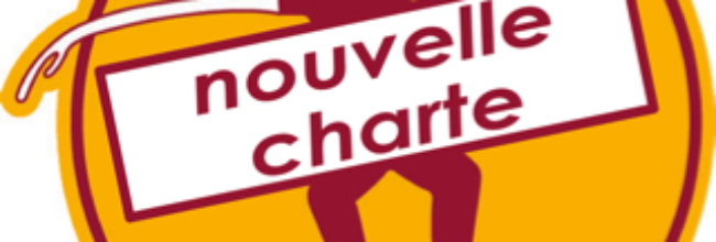 La nouvelle charte de la Mdj
